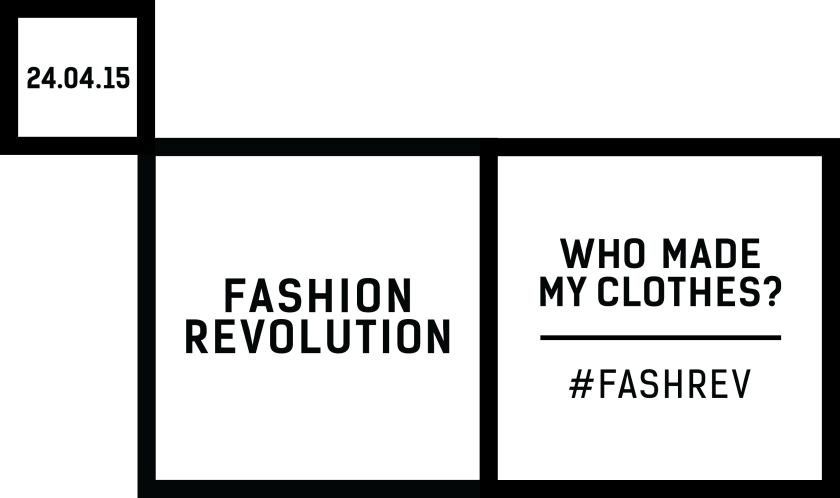 Fashion Revolution Day FACTORY OF FASHION