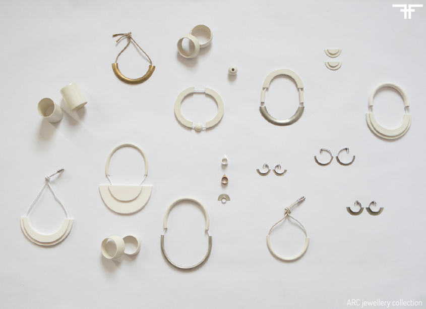 ARC - jewellery collection- Factory of Fashion