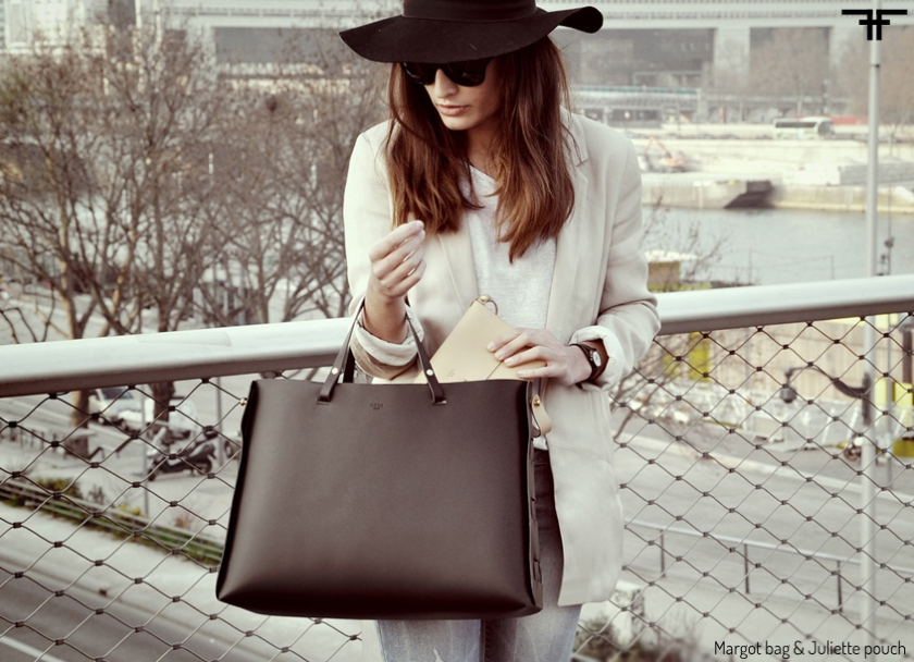 Quinoa - margot bag - Factory of Fashion