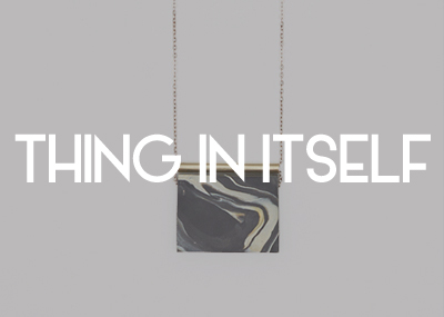 THING IN ITSELF - necklace22