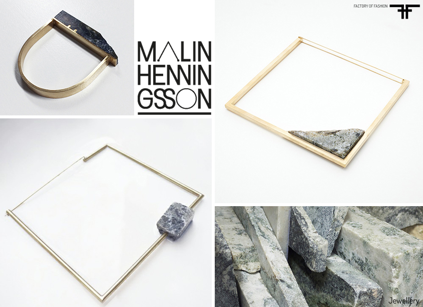 Malin Henningsson - jewellery - Factory of Fashion