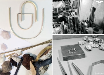 Malin Henningsson - Production - Factory of Fashion