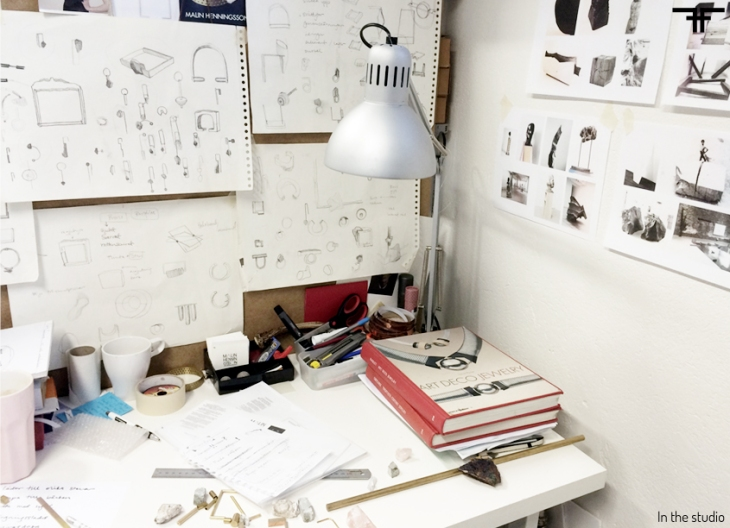 Malin Henningsson - Studio - Factory of Fashion