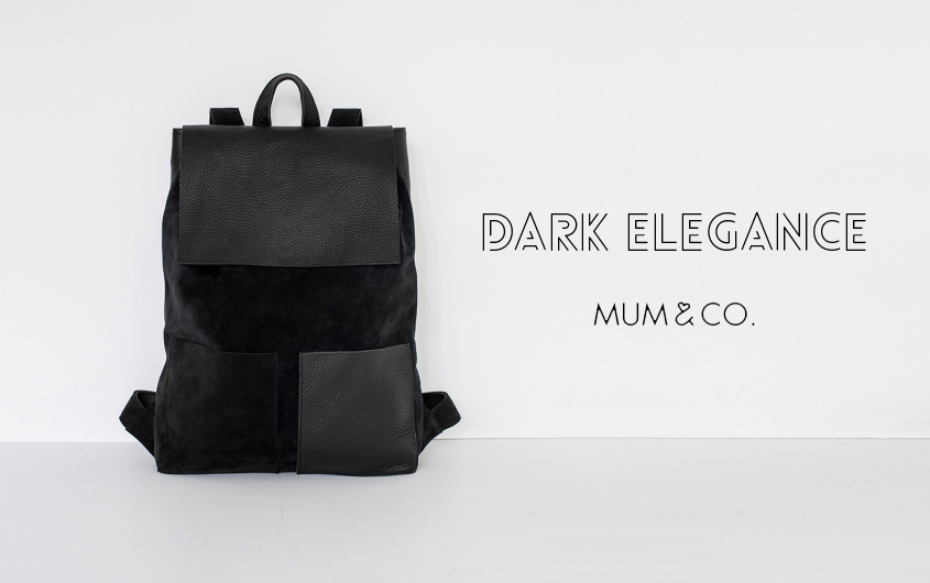 BACK TO SCHOOL - FACTORY OF FASHION - DARK ELEGANCE